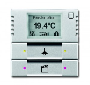 EIB-KNX Tastsensor inkl. Raumthermostat