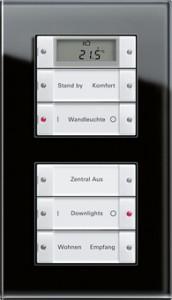 Tastsensor für KNX Bussystem